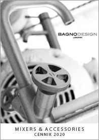 BAGNODESIGN Cennik 2020 - Mixers & Accessories