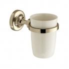 Kubek ceramiczny z uchwytem ściennym - Booth&Co. - BC-AXB-183-BN