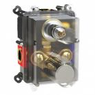 Bateria prysznicowa podtynkowa, 2-drożna, z termostatem BAGNODESIGN Revolution - BDM-MIX-T302-CON