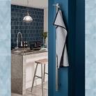 Podgrzewany wieszak na ręczniki - VOGUE UK z kolekcji Zone - EL040