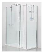 Rozwiązania do kabin prysznicowych otwartych